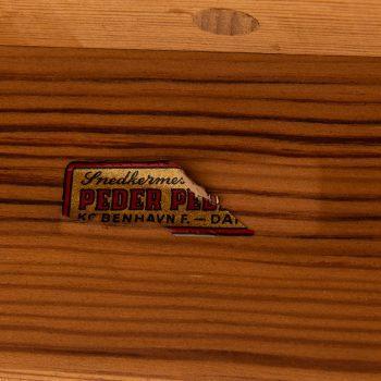 Helge Vestergaard Jensen cabinet in rosewood at Studio Schalling