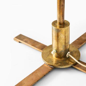 Frits Schlegel table lamp model B29 in brass at Studio Schalling