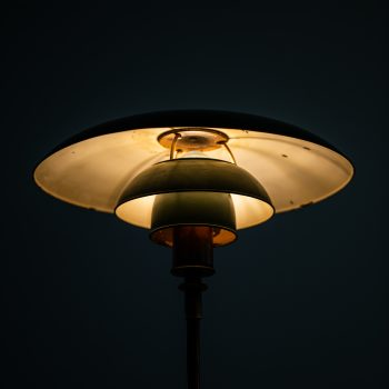 Poul Henningsen table lamp model PH-4/3 at Studio Schalling