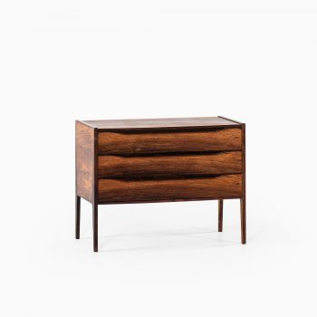 Kai Kristiansen bureau model 34 in rosewood at Studio Schalling