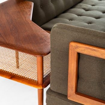 Peter Hvidt & Orla Mølgaard-Nielsen Minerva sofa at Studio Schalling
