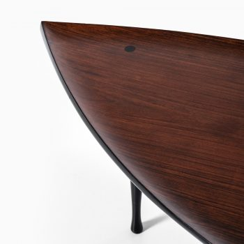 Yngve Ekström coffee table in rosewood at Studio Schalling