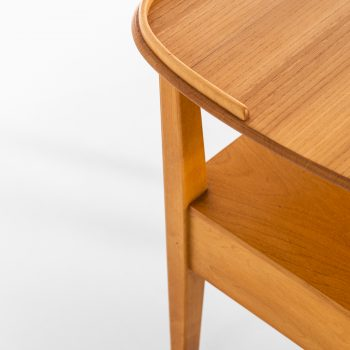 Bedside tables in ash by Nordiska Kompaniet at Studio Schalling