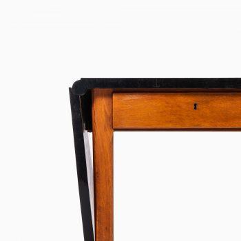 Bertil Fridhagen desk in mahogany by Bodafors at Studio Schalling