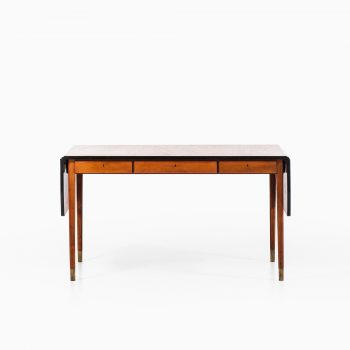Bertil Fridhagen desk in mahogany by Bodafors at Studio Schalling