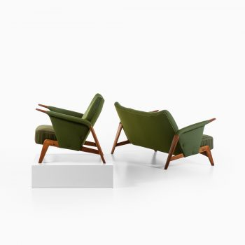 Arne Hovmand-Olsen easy chair model 480 at Studio Schalling
