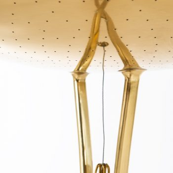 Paavo Tynell model 10507 floor lamps at Studio Schalling