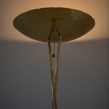 Paavo Tynell model 10507 floor lamps at Studio Schalling
