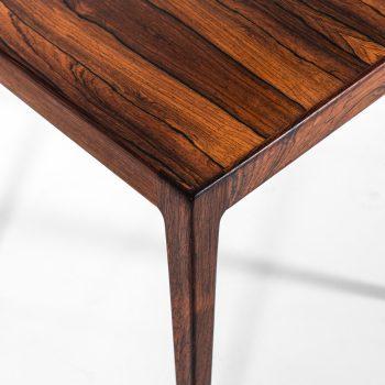 Kurt Østervig nesting tables in rosewood at Studio Schalling