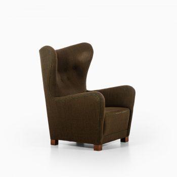 Fritz Hansen easy chair model 1672 at Studio Schalling