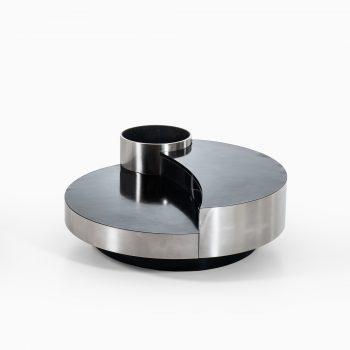 Massimo Papiri coffee table / dry bar at Studio Schalling