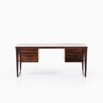 Kai Kristiansen desk model 70 in rosewood at Studio Schalling