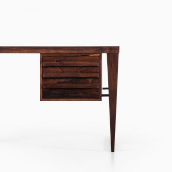 Kai Kristiansen desk model 70 in rosewood at Studio Schalling