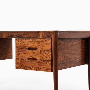 Erik Riisager Hansen desk in rosewood at Studio Schalling