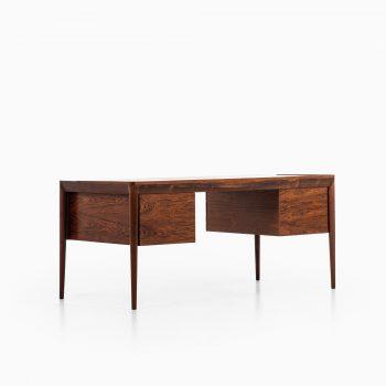 Erik Riisager Hansen desk in rosewood at Studio Schalling