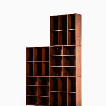 Mogens Koch bookcases by Rud. Rasmussen at Studio Schalling