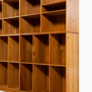 Mogens Koch bookcase by Rud. Rasmussen at Studio Schalling