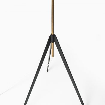 Alf Svensson floor lamp model G-36 in brass at Studio Schalling