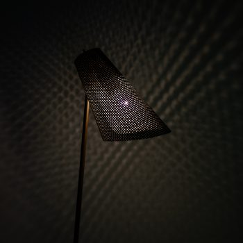 Svend Aage Holm Sørensen floor lamp by ASEA at Studio Schalling