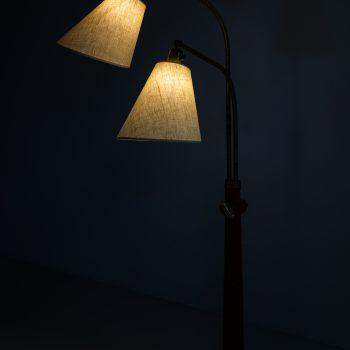 Hans Bergström floor lamp model no 500 at Studio Schalling