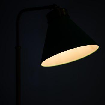 Josef Frank floor lamp model 1842 in brass at Studio Schalling