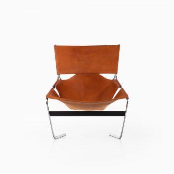 Pierre Paulin easy chair model F-444 at Studio Schalling
