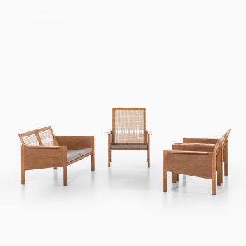 Kai Kristiansen sofa model 150 in oak at Studio Schalling