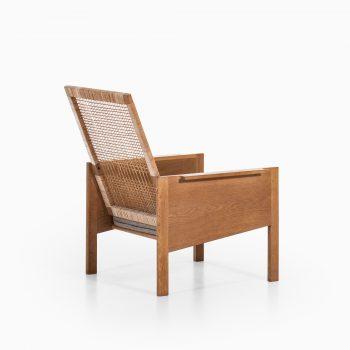 Kai Kristiansen easy chair model 179 in oak at Studio Schalling