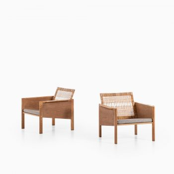 Kai Kristiansen lounge chairs model 150 at Studio Schalling