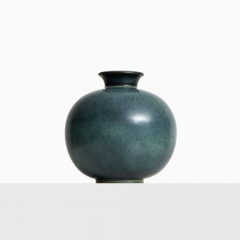Gunnar Nylund ceramic vase by Rörstrand at Studio Schalling