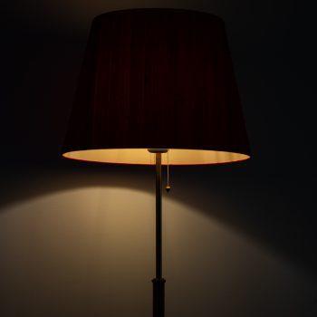 Falkenbergs belysning floor lamp in rosewood at Studio Schalling