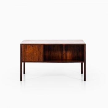 Unique rosewood desk by Jens Christian Kappel at Studio Schalling