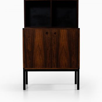 Hans Hove & Palle Petersen bookcase in rosewood at Studio Schalling