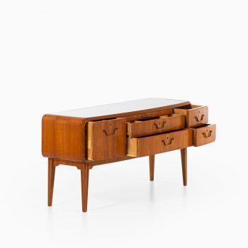 Axel Larsson bureau / sideboard in mahogany at Studio Schalling