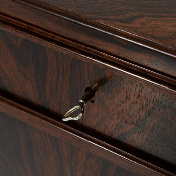 Rosewood desk attributed to Kaj Gottlob at Studio Schalling