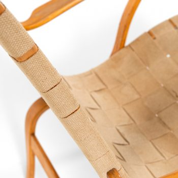 Bruno Mathsson easy chair model Eva at Studio Schalling