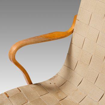 Bruno Mathsson easy chair model Eva at Studio Schalling