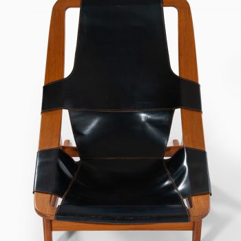 Arne Tidemand-Ruud Holmenkollen lounge chair at Studio Schalling