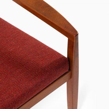 Hans Olsen easy chairs model 519 in teak at Studio Schalling