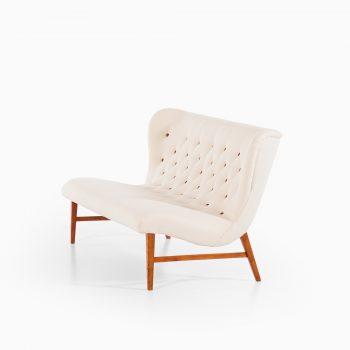 Erik Bertil Karlén sofa by Firma Rumsinteriör at Studio Schalling