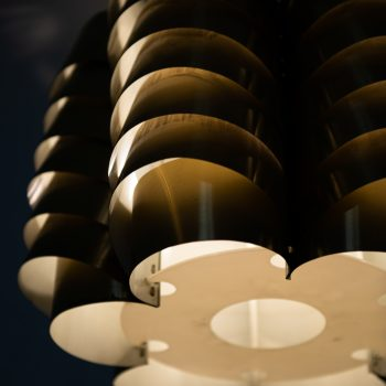 Hans-Agne Jakobsson ceiling lamp model TN 42 at Studio Schalling