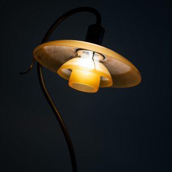 Poul Henningsen floor lamp model 'The question mark' at Studio Schalling