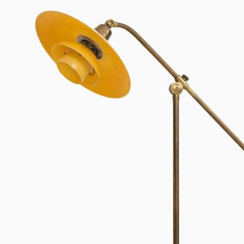 Poul Henningsen floor lamp Water pump at Studio Schalling