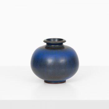 Berndt Friberg ceramic vase at Studio Schalling