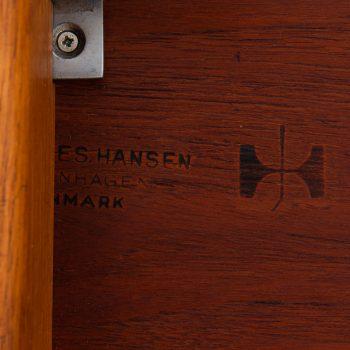 Hans Wegner desk model JH-571 in teak at Studio Schalling