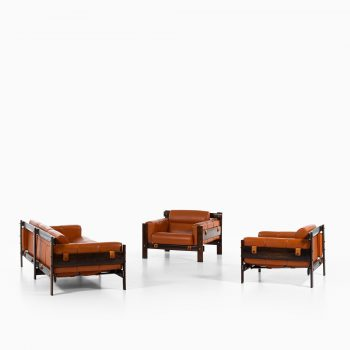 Percival Lafer sofa produced by Lafer MP at Studio Schalling