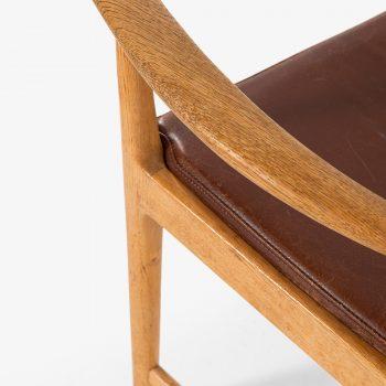 Kai Lyngfeldt Larsen armchairs in oak at Studio Schalling
