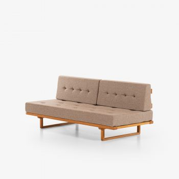 Børge Mogensen sofa / daybed in oak at Studio Schalling
