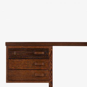 Nanna & Jørgen Ditzel desk model 135 in wengé at Studio Schalling