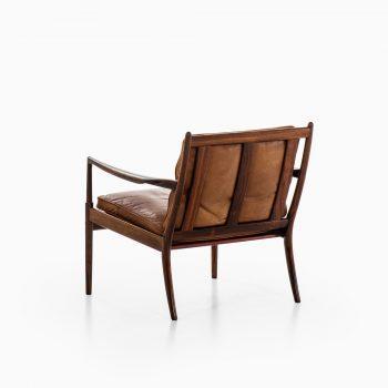 Ib Kofod-Larsen Samsö easy chair by OPE at Studio Schalling
